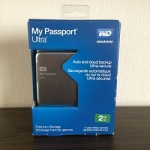 WD My Passport Ultra 2TB[Sold Out]