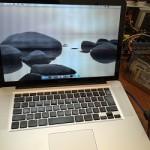 Macbook Pro HDDバックアップ(続)